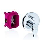 Potinkinis maišytuvas Neo su jungikliu, skirtas R-box, NO 065.00