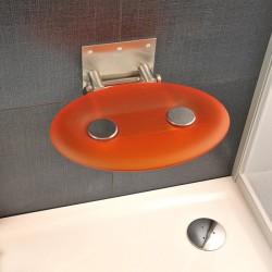 Dušo sėdynė Ovo P Orange
